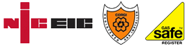 Gas safe logos