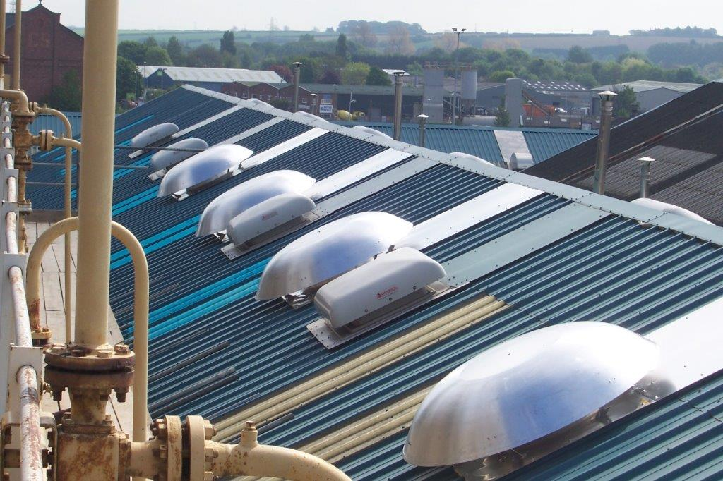 Ventilation Fan For Factories Tupello Property Services