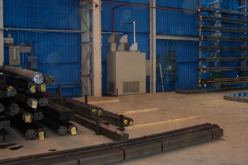 Acenta Steel Wednesbury Tupello Property Services