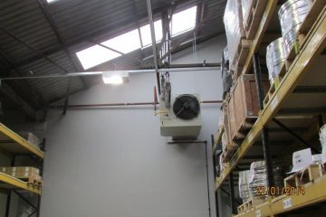 Industrial Factory Heating Systems